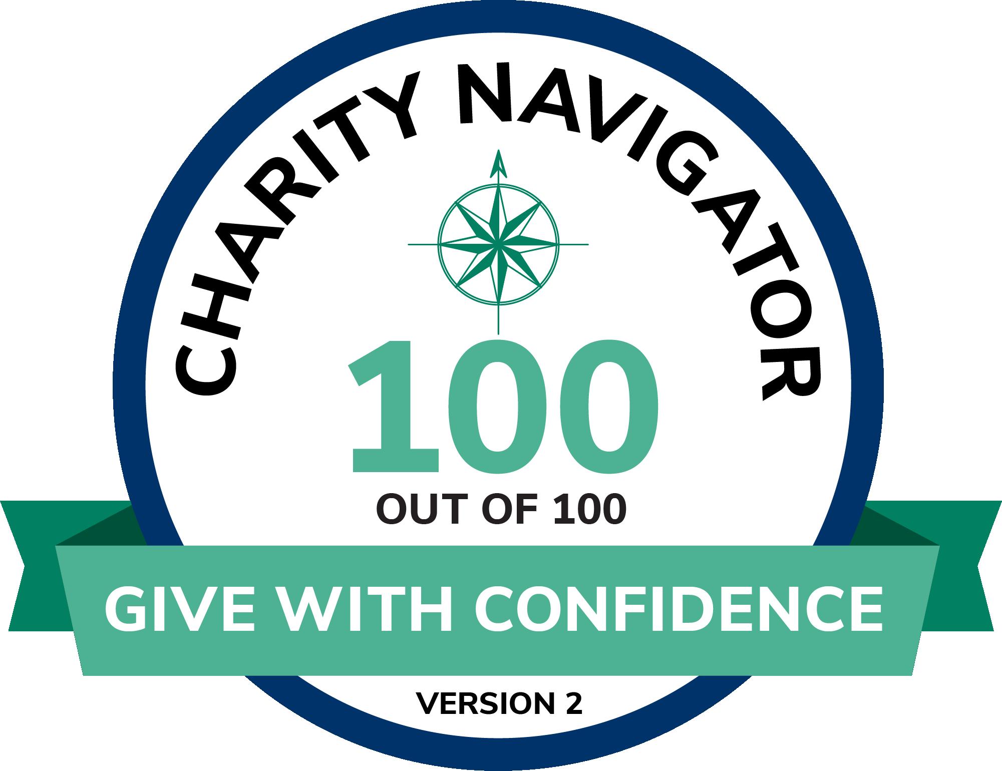 Charity Navigator 100